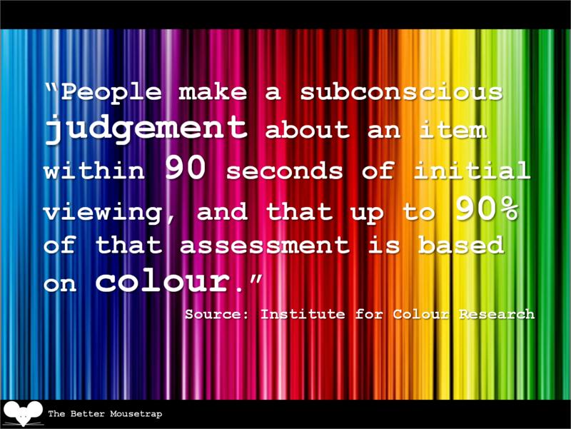 Colour judgement