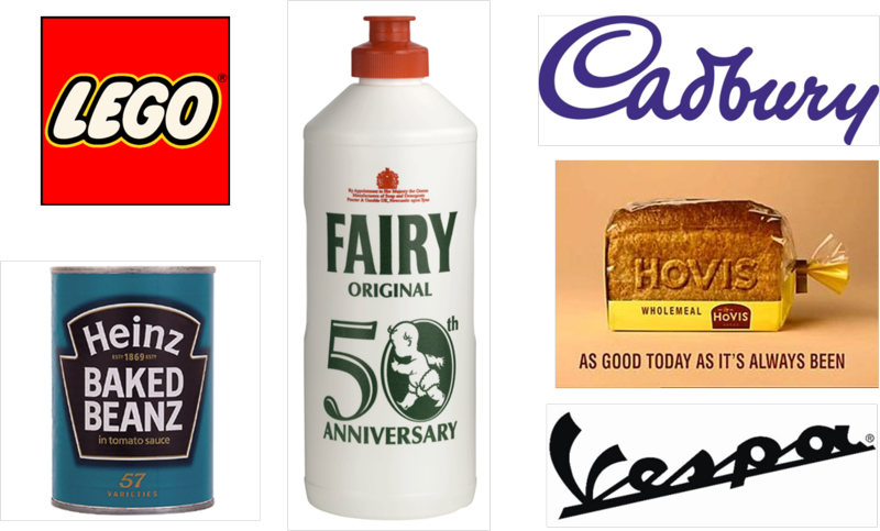 Nostalgia logos