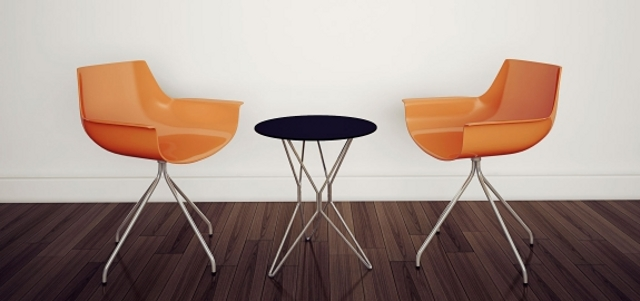 Interview chairs