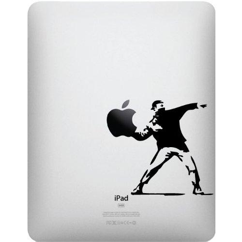 Throwing iPad